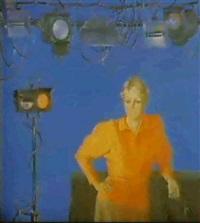 vera et la television by alexandr vaslovsky