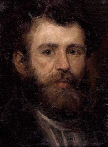 portrait wohl eines malers böcklin by arnold böcklin the elder