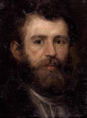 portrait wohl eines malers böcklin by arnold böcklin the elder