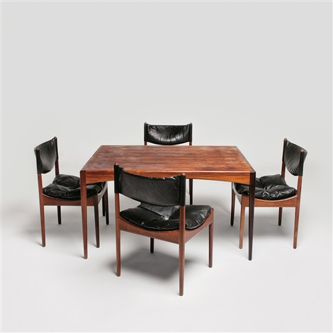 dining set 5 works by kristian solmer vedel