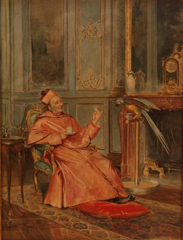 cardinal by bernard louis borione