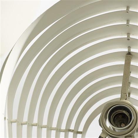 angel wing floor lamp model a805 by alvar aalto