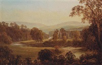 bolton abbey by charles alexander