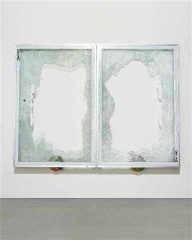 innie and outtie by dan colen