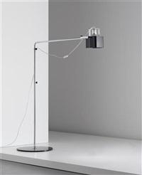 adjustable standard 'malli' light, model no. 100 by yrjö kukkapuro