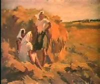 dans les champs by helena tabakova