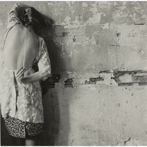 new york by francesca woodman
