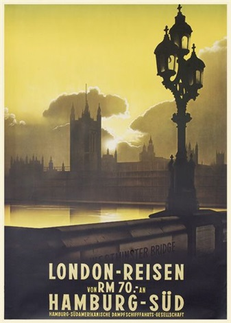 london reisen by walter groth