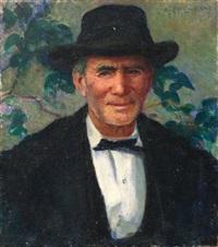 portrait de monsieur bonnaire by katherine maccausland