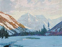 untitled (spring comes to the rockies) by lorne kidd smith