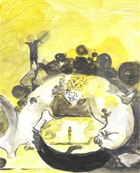 untitled by graham sutherland