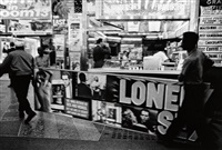 times square by robert frank