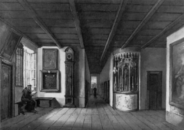 im kloster by joseph gerstmeyer
