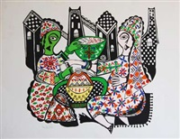 femmes berbères by fatima hassan el farouj