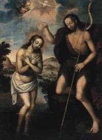 el bautismo de cristo by basilio santa cruz de pumacallao