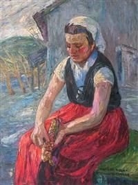 paysanne by nandor vagh-weinmann