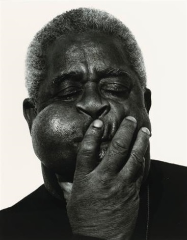 dizzy gillespie paris by herb ritts