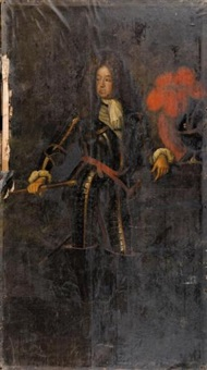 portrait of the elector ernst august of hanover by jacques vaillant