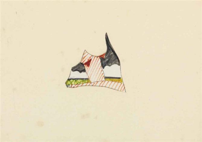 dropout seascape sketch by tom wesselmann