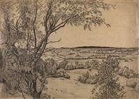 landscape, jukki by vsevolod voinov