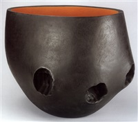 large bowl by irene vonck