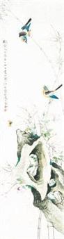 花鸟 by jiang hanting