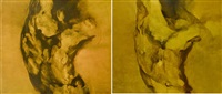cesarea (diptych) by gustavo aeres