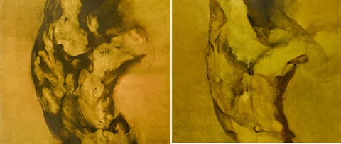 cesarea diptych by gustavo aeres