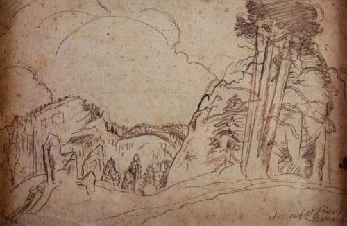 paisaje barranca by dr atl gerardo murillo