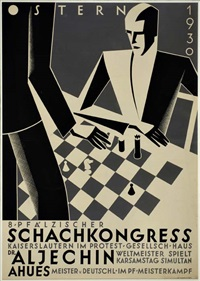 schachkongress by posters: sports