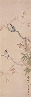 花鸟 (flowers and birds) by wang rong