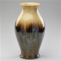 baluster vase by fulper pottery