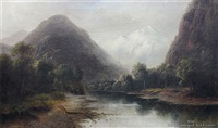 arthur river headwaters by thomas attwood