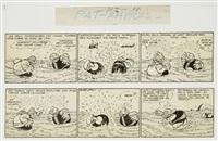les aventures du capitaine patambois (14 works) by marijac