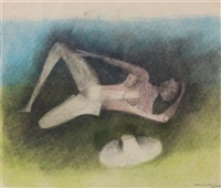 descanso by rufino tamayo