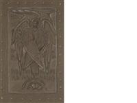 study of an angel by edward burne-jones