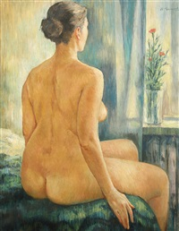 nude by yuri (georgiy) ivanovich pimenov