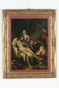 cristo deposto by flemish school (18)