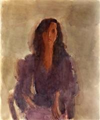 woman by jan rauchwerger