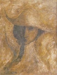 retrato de dama by fidelio ponce de león