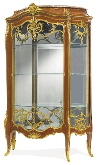 vitrine by françois linke