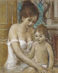 maternità by ermanno toschi