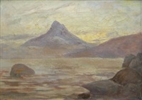 houtbay by edward clark churchill mace