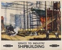shipbuilding by norman hepple
