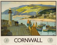 cornwall, gwr by leonard richmond