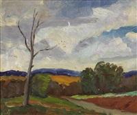 landscape by roy de maistre