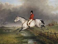 a master of the royal buckhounds by george henry laporte