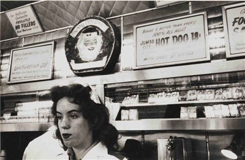 ranch market hollywood by robert frank
