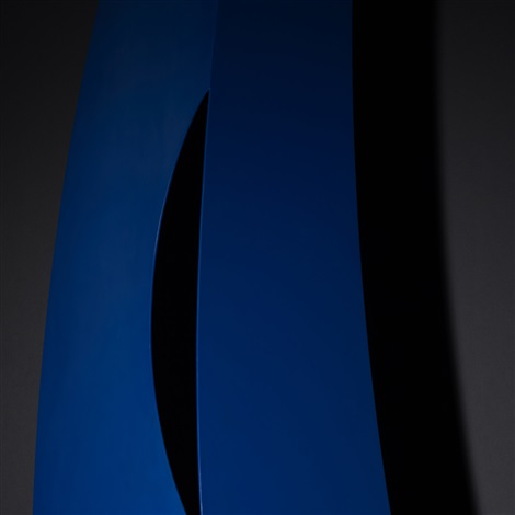black and blue in79 2053 set of 2 by isamu noguchi