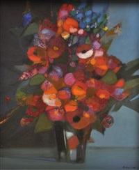 le bouquet by camille hilaire